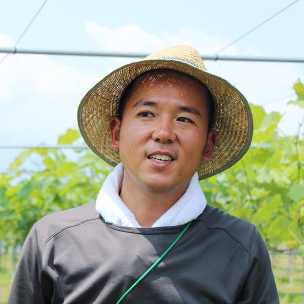 弘前ぐらし 移住者の声 ぶどう農家 伊東さん