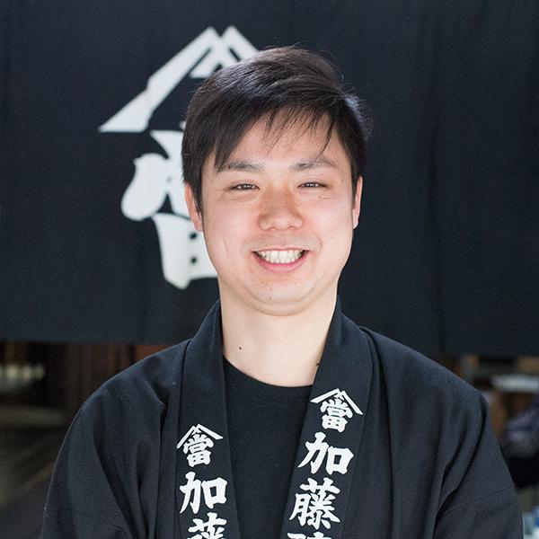 弘前ぐらし 移住者の声 加藤醸造元 営業 加藤さん