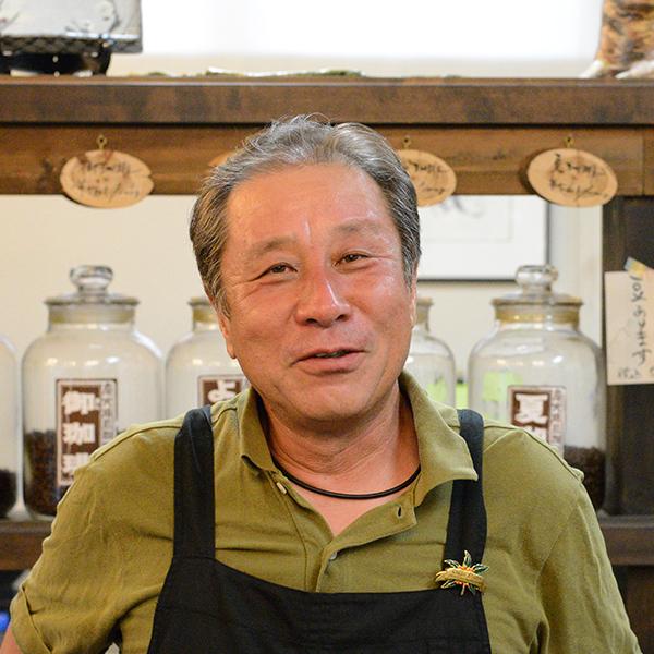 弘前ぐらし 移住者の声 うつわ珈琲「豆人」オーナー 松原さん
