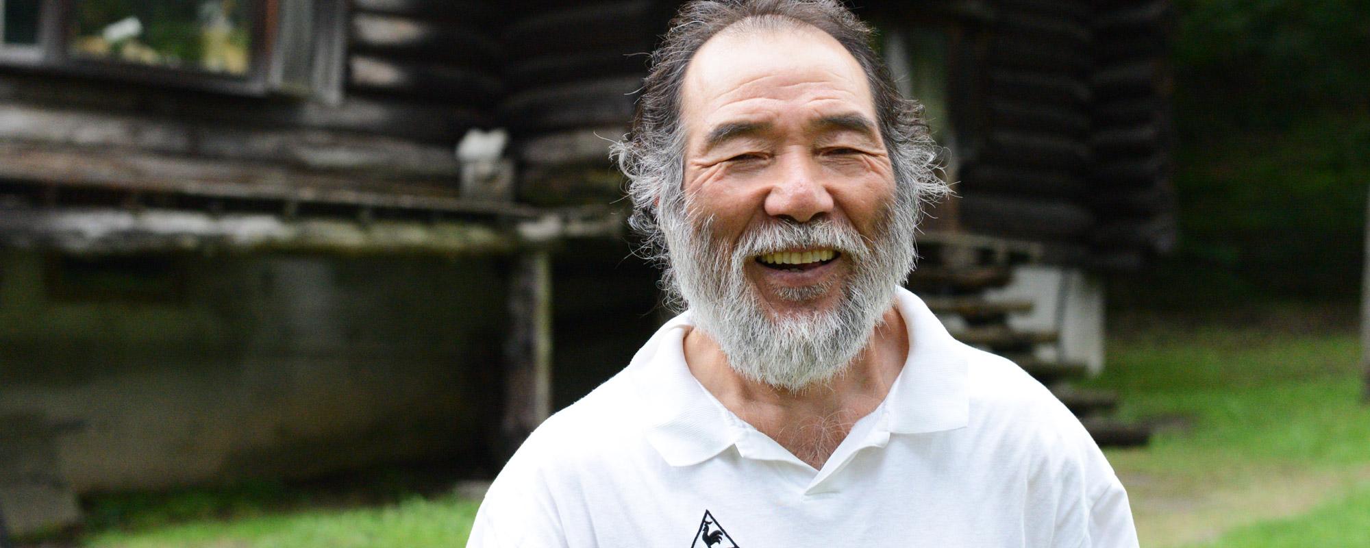 弘前ぐらし 移住者インタビュー 篠原牧場オーナー 篠原敏夫さん