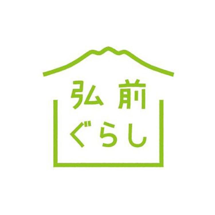 青森県弘前市の移住情報サイト「弘前ぐらし」のSNSアイコン