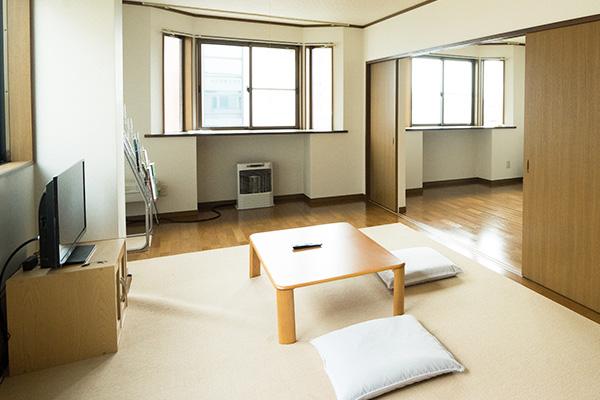 青森県弘前市への移住・UJIターン 弘前ぐらし 移住お試しハウス