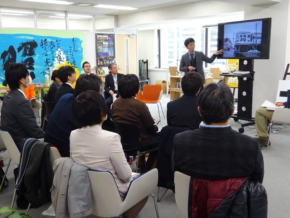 UJIターン就職セミナーin東京 イベントの様子